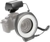 Dörr Ultra 80 LED Ringlicht mit Blitz