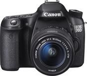 Canon EOS 70D Kit STM IS EF-S 18-55mm