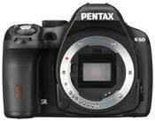 Pentax K50 Body schwarz