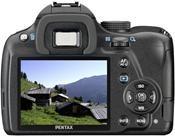 Pentax K50 DAL 18-55/50-200 WR schwarz