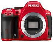 Pentax K50 Body rot
