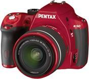 Pentax K50 DAL 18-55/50-200 WR WR rot