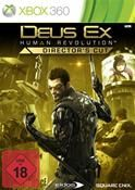 Deus Ex: Human Revolution Directors Cut     (X360) DE-Version