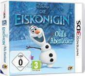 Die Eiskönigin: Völlig unverfroren Nintendo 3DS Deutsche Version