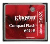 Kingston CompactFlash Ultimate 266x 64GB