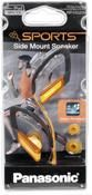 Panasonic RP-HS 200 E-D, In-Ear-Bügel Kopfhörer, orange