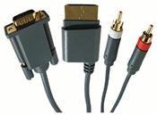 VGA Kabel Eaxus mit optischem