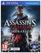 Assassins Creed 3:  Liberation (AT-PEGI),