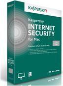 Kaspersky Internet Security 2014 for Mac 1 User 1 Jahr,