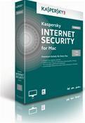 Kaspersky Internet Security 2014 for Mac Upgrade 1 User 1 Jahr Mini Box,