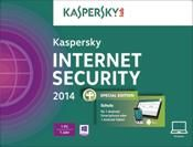 Kaspersky Internet Security 2014 1 User + Android Security 1 Jahr