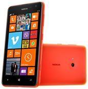 Nokia Lumia 625 Windows Phone, Smartphone  in orange  mit 8 GB Speicher