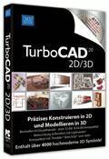 TurboCAD V 20 2D/3D inkl. 3D Symbole