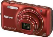 Nikon COOLPIX S6600 rot