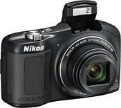Nikon COOLPIX L620 schwarz