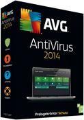 AVG AntiVirus 2014 (1-Platz)