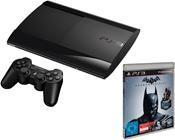 Sony PlayStation 3 500 GB inkl. Batman Arkham Origins