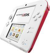 Nintendo 2DS (weiß+rot)