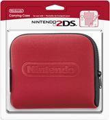Tasche Nintendo 2DS (schwarz+rot)