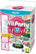Wii Party U (inkl. Remote weiß) Nintendo Wii U Deutsche Version
