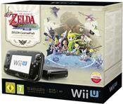 Nintendo Wii U Premium Pack 32 GB + Legend of Zelda Wind Waker HD (DLC)