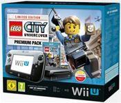Nintendo Wii U Premium Pack 32GB inkl. LEGO City Undercover Wii U