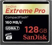 SanDisk Compact Flash Extreme Pro SDCFXPS-128G-X46 128GB