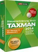 Lexware Taxman 2014 für Rentner und
