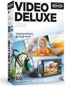MAGIX Video deluxe 2014     Win DVD DE-Version