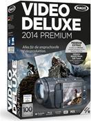 MAGIX Video deluxe 2014 Premium Win DVD DE-Version