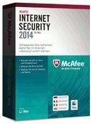 McAfee Internet Security für Mac 2014 1 User, 1 Jahr, Mac, Multilingual