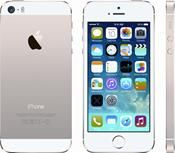 Apple iPhone 5S Apple iOS, Smartphone  in gold  mit 32 GB Speicher