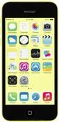 Apple iPhone 5C Apple iOS, Smartphone  in yellow  with 32.0 GB storage