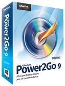 CyberLink Power2Go 9 Deluxe     ,