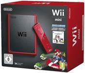 Nintendo Wii Mini inkl. Mario Kart Selects Bundle
