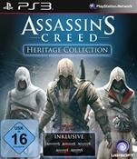 Assassins Creed Heritage Collection Sony PS3 Deutsche Version