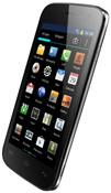 Mobistel Cynus F4 Android™, Smartphone  in schwarz  mit 4 GB Speicher
