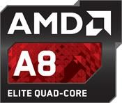 AMD A8-6500T 4-Kern (Quad Core) CPU mit 2.10 GHz, Boxed mit Lüfter