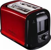 Moulinex Toaster Subito rot metallic /schwarz