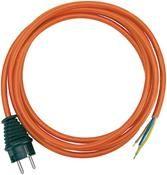 brennenstuhl Anschlussleitung 3m orange