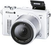 Nikon 1 AW1 Kit 11-27.5mm weiß
