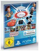 Sony PS Vita Mega Pack Disney - 8GB Speicherkarte + 6 Disney Spiele DLC