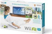 Wii Fit U + Fit Meter grün + Balance Board weiß Wii U Set Nintendo Wii U