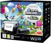 Nintendo Wii U Premium Pack inkl. Mario & Luigi Bundle 32GB schwarz