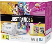 Nintendo Wii U Basic Pack 8GB weiß inkl. Just Dance 2014
