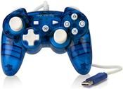 PDP PS3 Controller Rock Candy - blau