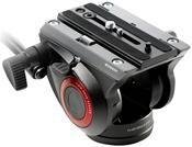 Manfrotto Fluid-Videoneiger flache Basis MVH500AH