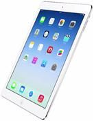 Apple iPad Air Wi-Fi 16GB iOS silber