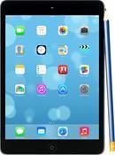 Apple iPad mini Retina Wi-Fi + Cellular 16GB iOS spacegrau