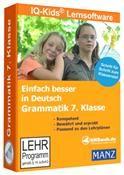 KHSweb Einfach besser in Deutsch Grammatik 7. Klasse Win DE